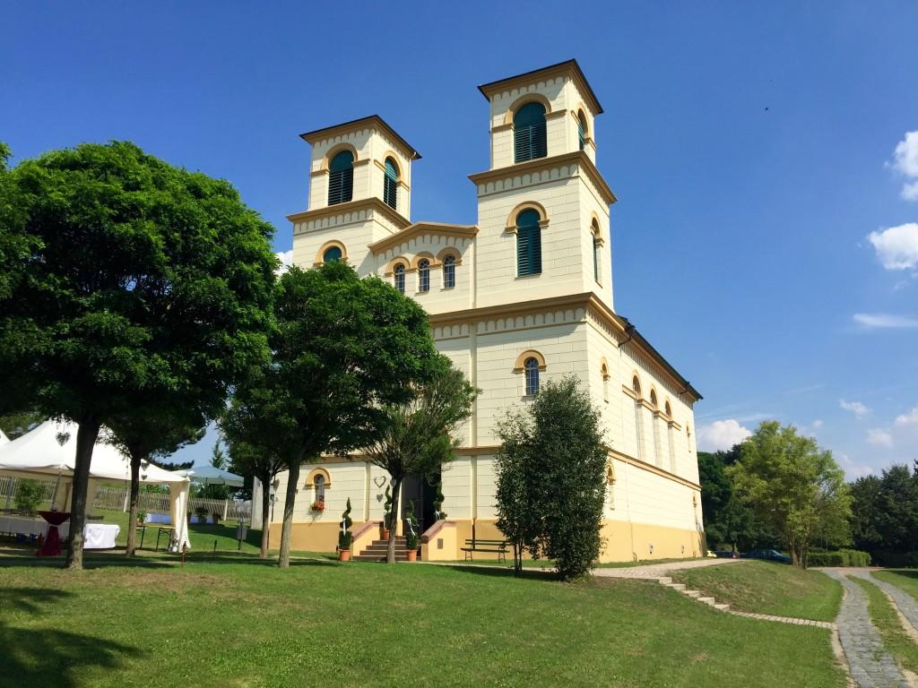 Freie Trauung in der Kirche Franken (Waldenburg)