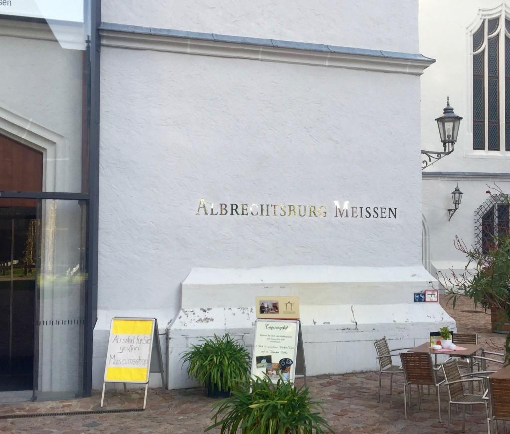 Freier Trauredner Carsten Riedel auf der Albrechtsburg