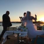 Hochzeit in Ägypten, Freie Trauung am Strand, Strandhochzeit mit Carsten Riedel