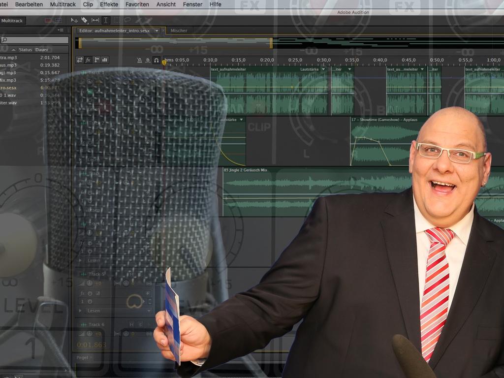 Radiowerbespot produziert für Globus Linderbach