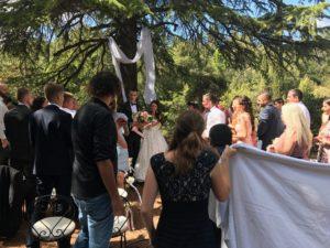 Freie Trauung in der Toskana mit Trauredner Carsten Riedel, freie Trauredner Ines Wirth