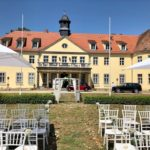 Freie Trauung in Brandenburg mit Redner Carsten Riedel, Schloss Grochwitz