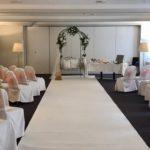 Trauung im Saal, freie Hochzeit mit Carsten Riedel, Trauredner