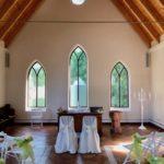 Hochzeitskapelle Kloster Nimbschen, Innenansicht