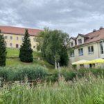 Hotel am Schloss Apolda, Rückansicht