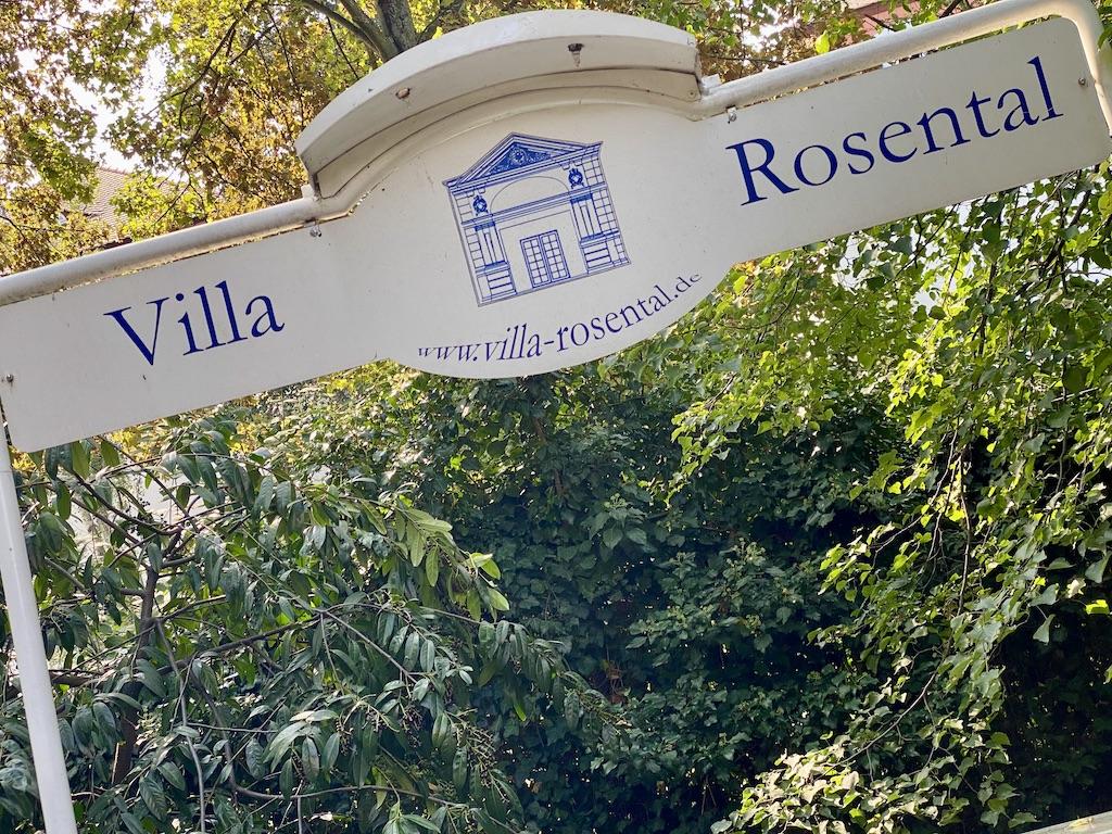 freie Trauung in der Villa Rosental in Leipzig
