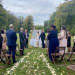 Brautpaar, Auszug
