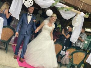 freie Trauung von Olivia und Marcel, Hochzeitsredner Carsten Riedel