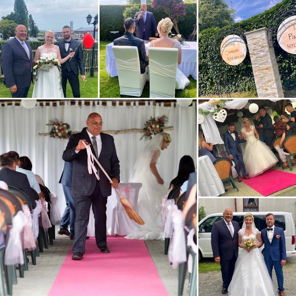 Zwei freie Trauungen in Thüringen – Endlich wieder Hochzeit