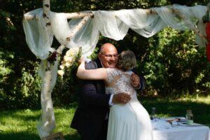 Carsten Riedel, Umarmung der Braut