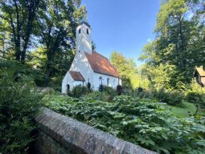 Kirche St. Clemens, Weltwald Freising