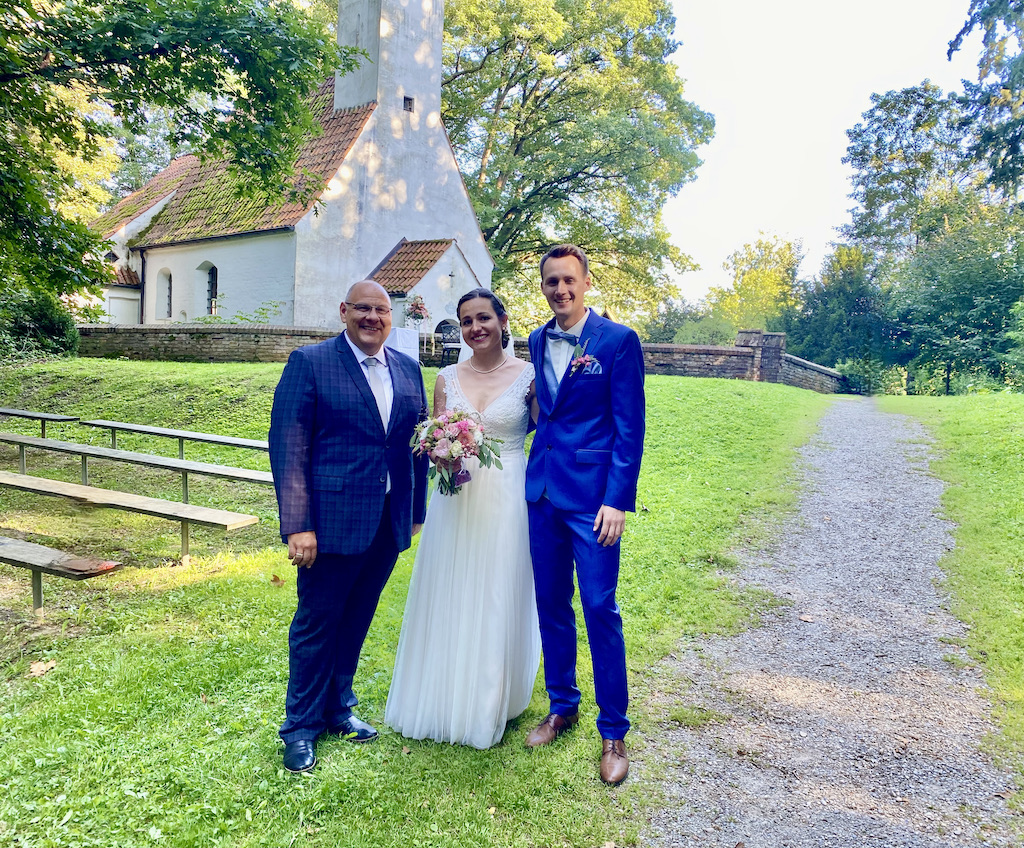 Freie Trauung in Bayern – Lisa und Christian