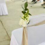 Stuhldeko Hochzeit