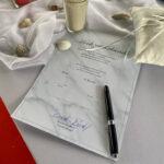 Hochzeitsurkunde freie Trauung